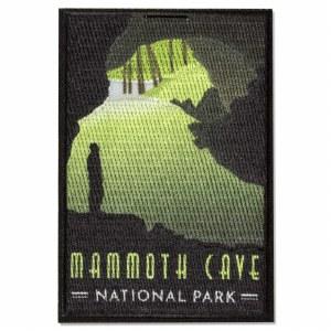 Mammoth Cave Trailblazer Patch