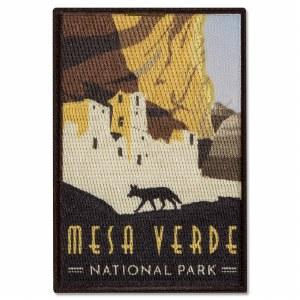 Mesa Verde Trailblazer Patch