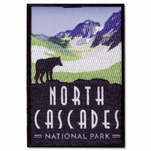 North Cascades Trailblazer Patch