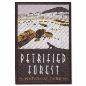Petrified Forest Trailblazer Patch