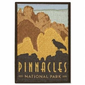 Pinnacles Trailblazer Patch