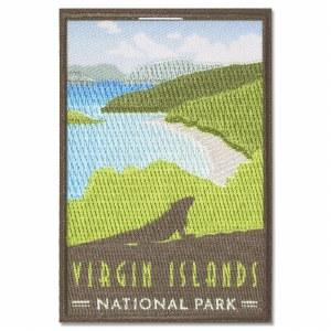 Virgin Islands Trailblazer Patch