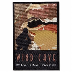 Wind Cave Trailblazer Patch