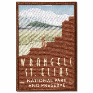 Wrangell-St Elias Trailblazer Patch