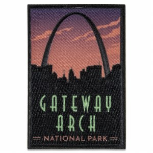 Gateway Arch Trailblazer Patch