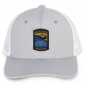 Wild and Scenic Rivers 50th Anniversary Net Back Cap