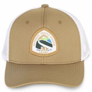 50th Anniversary Net Back Cap