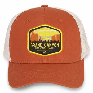 Grand Canyon Net Back Cap
