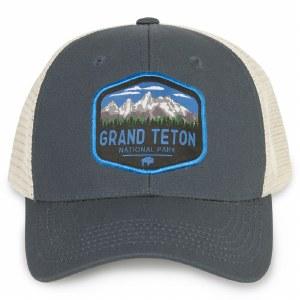Grand Teton Net Back Cap