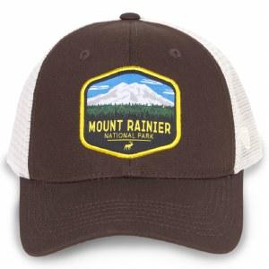 Mount Rainer Net Back Cap