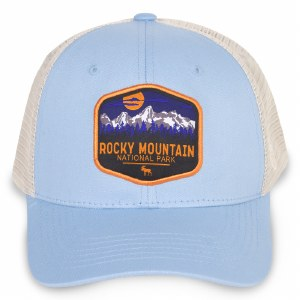 Rocky Mountain Net Back Cap