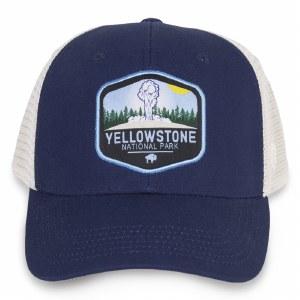 Yellowstone Net Back Cap