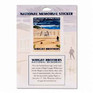 Wright Brothers Retro Decal