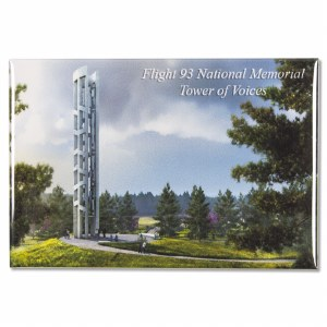 Tower of Voices Magnet