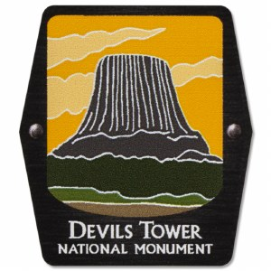 Devils Tower NM Trekking Pole Decal