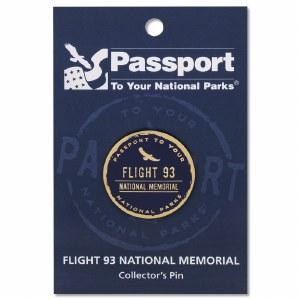 Flight 93 Passport Pin