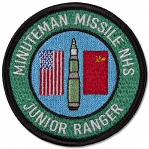 Minuteman Missile Junior Ranger Patch