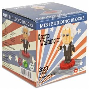 George Washington Mini Blocks