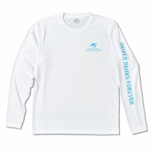 Outer Banks Forever Cape Hatteras Long Sleeve T-Shirt
