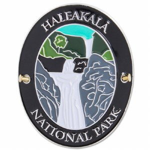 Traveler Series Haleakala Hiking Medallion