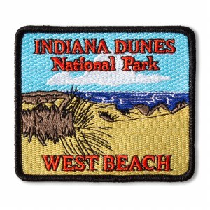 Indiana Dunes West Beach Patch