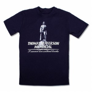 Jefferson Memorial Quote T-Shirt