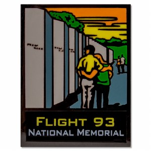 ANP Flight 93 Pin
