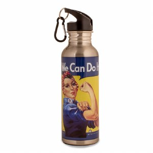 Rosie the Riveter Impact Water Bottle
