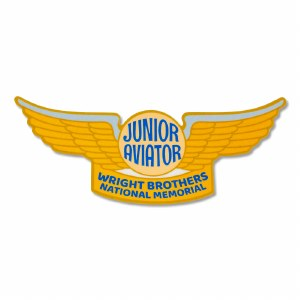 Wright Brothers Junior Aviator Decal