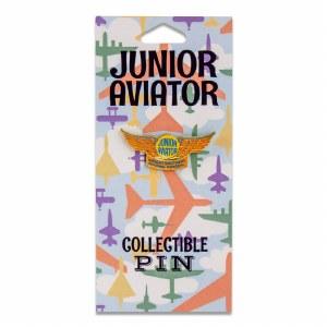 Wright Brothers Junior Aviator Pin