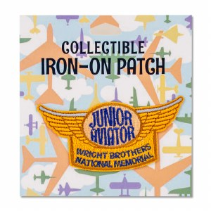 Wright Brothers Junior Aviator Patch