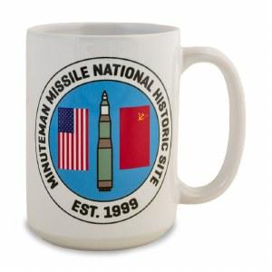 Minuteman Missile Mug