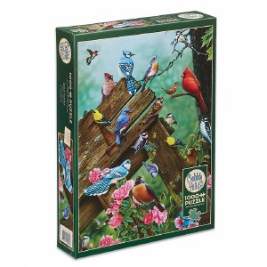 Birds Of The Forest Puzzle