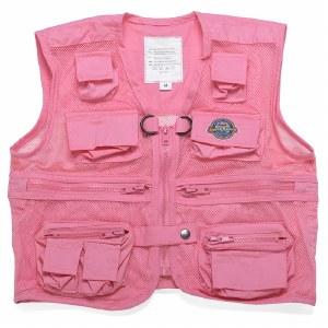 Junior Ranger Pink Vest
