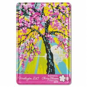 2019 Cherry Blossom Festival Magnet
