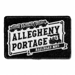 Allegheny Portage Railroad Patch