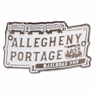 Allegheny Portage Railroad Hiking Medallion