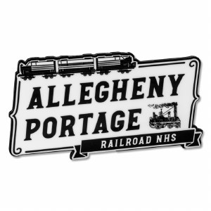 Allegheny Portage Railroad Magnet