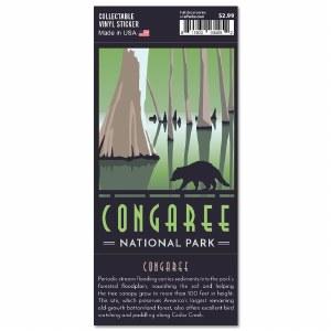 Congaree Trailblazer Sticker