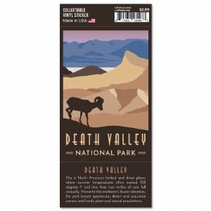 Death Valley Trailblazer Sticker