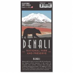Denali Trailblazer Sticker