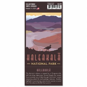 Haleakala Trailblazer Sticker