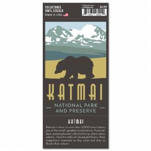 Katmai Trailblazer Sticker