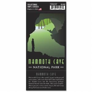 Mammoth Cave Trailblazer Sticker