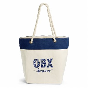 Outer Banks Forever Cape Hatteras Tote Bag