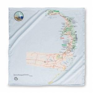 Cape Cod Map Bandana