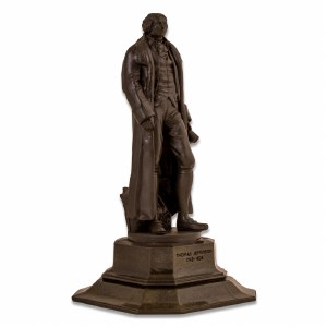 Thomas Jefferson Resin Statue
