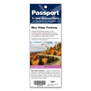 Blue Ridge Parkway Passport Sticker