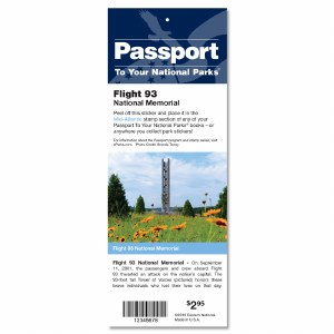 Flight 93 Passport Sticker