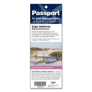 Cape Hatteras Passport Sticker